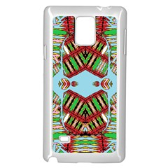 Digital Dot One Samsung Galaxy Note 4 Case (white)