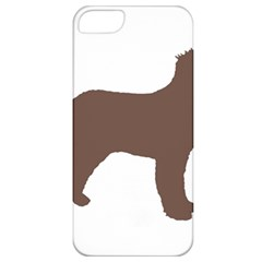 Irish Water Spaniel Silo Color Apple Iphone 5 Classic Hardshell Case