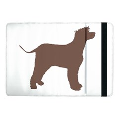 Irish Water Spaniel Silo Color Samsung Galaxy Tab Pro 10 1  Flip Case