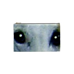 Greyhound Eyes Cosmetic Bag (small)