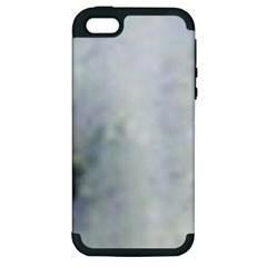 Greyhound Eyes Apple Iphone 5 Hardshell Case (pc+silicone)