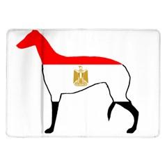 Greyhound Flag Silo Egypt Flag Samsung Galaxy Tab 10 1  P7500 Flip Case