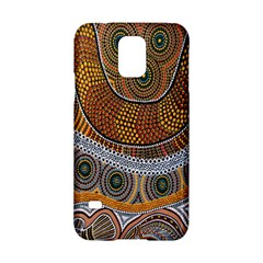 Aboriginal Traditional Pattern Samsung Galaxy S5 Hardshell Case