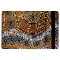 Aboriginal Traditional Pattern Ipad Air 2 Flip