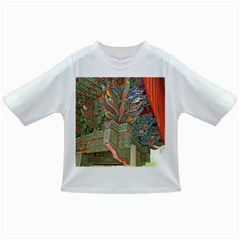 Traditional Korean Painted Paterns Infant/toddler T Shirts