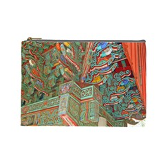 Traditional Korean Painted Paterns Cosmetic Bag (large)