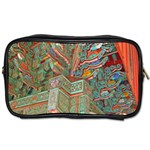 Traditional Korean Painted Paterns Toiletries Bags Front