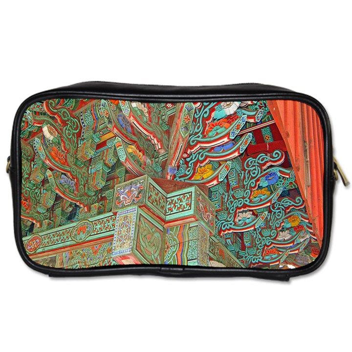 Traditional Korean Painted Paterns Toiletries Bags