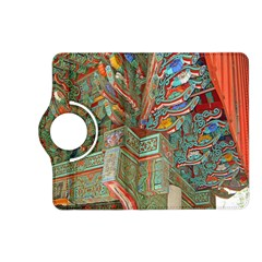 Traditional Korean Painted Paterns Kindle Fire Hd (2013) Flip 360 Case