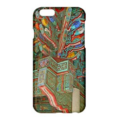Traditional Korean Painted Paterns Apple Iphone 6 Plus/6s Plus Hardshell Case
