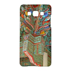 Traditional Korean Painted Paterns Samsung Galaxy A5 Hardshell Case