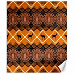 Traditiona  Patterns And African Patterns Canvas 20  X 24