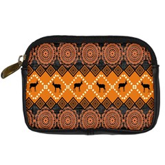 Traditiona  Patterns And African Patterns Digital Camera Cases