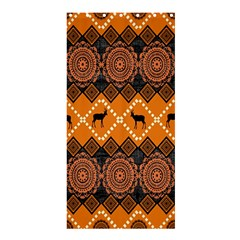 Traditiona  Patterns And African Patterns Shower Curtain 36  X 72  (stall)