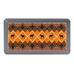Traditiona  Patterns And African Patterns Memory Card Reader (mini)