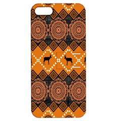 Traditiona  Patterns And African Patterns Apple Iphone 5 Hardshell Case With Stand