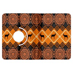 Traditiona  Patterns And African Patterns Kindle Fire Hdx Flip 360 Case