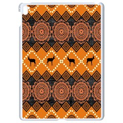 Traditiona  Patterns And African Patterns Apple Ipad Pro 9 7   White Seamless Case