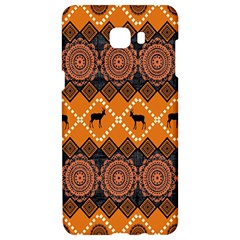 Traditiona  Patterns And African Patterns Samsung C9 Pro Hardshell Case