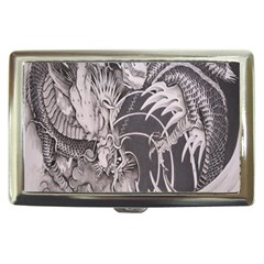 Chinese Dragon Tattoo Cigarette Money Cases