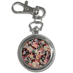 Japanese Ethnic Pattern Key Chain Watches