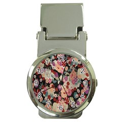 Japanese Ethnic Pattern Money Clip Watches