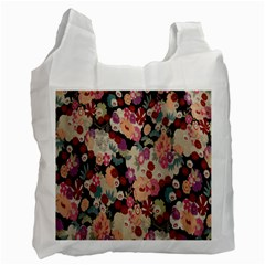Japanese Ethnic Pattern Recycle Bag (one Side)