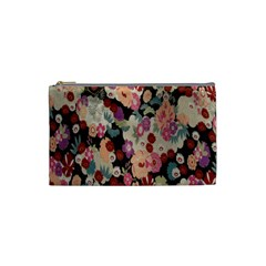 Japanese Ethnic Pattern Cosmetic Bag (small)