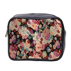 Japanese Ethnic Pattern Mini Toiletries Bag 2 Side