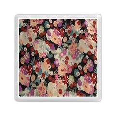 Japanese Ethnic Pattern Memory Card Reader (square)