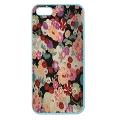 Japanese Ethnic Pattern Apple Seamless Iphone 5 Case (color)