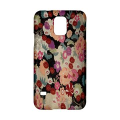 Japanese Ethnic Pattern Samsung Galaxy S5 Hardshell Case
