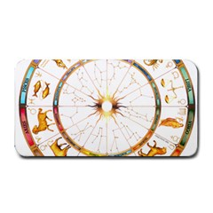 Zodiac  Institute Of Vedic Astrology Medium Bar Mats
