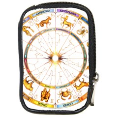 Zodiac  Institute Of Vedic Astrology Compact Camera Cases