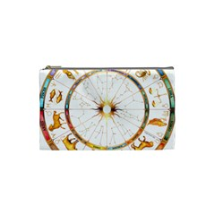 Zodiac  Institute Of Vedic Astrology Cosmetic Bag (small)