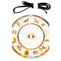 Zodiac  Institute Of Vedic Astrology Shoulder Sling Bags