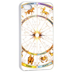 Zodiac  Institute Of Vedic Astrology Apple Iphone 4/4s Seamless Case (white)