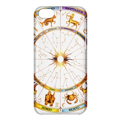 Zodiac  Institute Of Vedic Astrology Apple Iphone 5c Hardshell Case