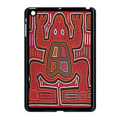 Frog Pattern Apple Ipad Mini Case (black)
