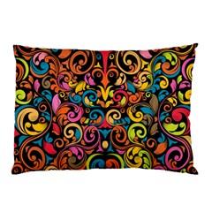 Art Traditional Pattern Pillow Case