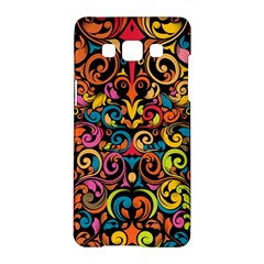 Art Traditional Pattern Samsung Galaxy A5 Hardshell Case