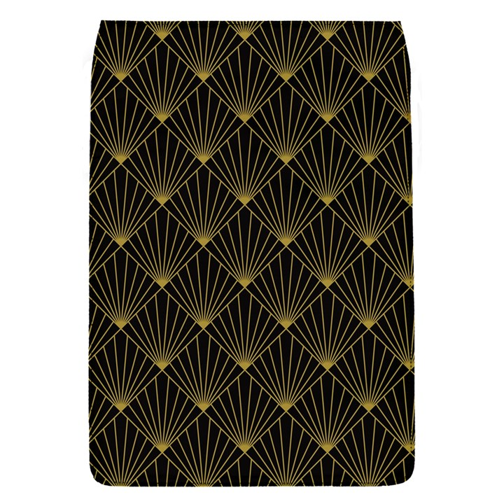 Abstract Stripes Pattern Flap Covers (S)