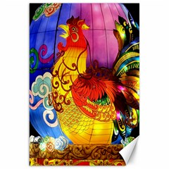 Chinese Zodiac Signs Canvas 20  X 30
