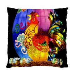 Chinese Zodiac Signs Standard Cushion Case (two Sides)
