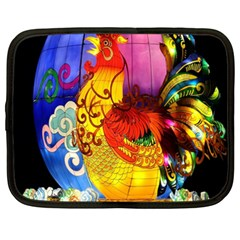 Chinese Zodiac Signs Netbook Case (xxl)