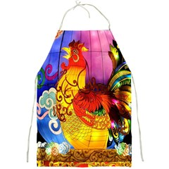 Chinese Zodiac Signs Full Print Aprons