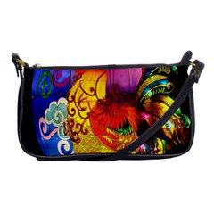 Chinese Zodiac Signs Shoulder Clutch Bags
