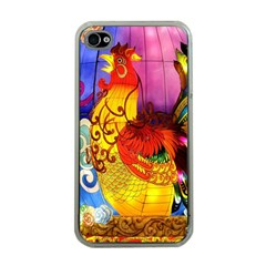 Chinese Zodiac Signs Apple Iphone 4 Case (clear)