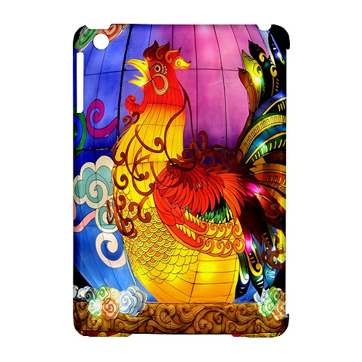 Chinese Zodiac Signs Apple iPad Mini Hardshell Case (Compatible with Smart Cover)
