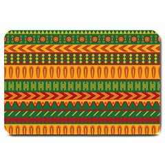 Mexican Pattern Large Doormat